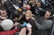 Marta Domínguez declara para demostrar su inocencia