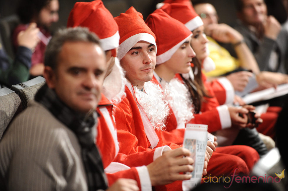 El Sorteo de Navidad se convierte en Carnaval