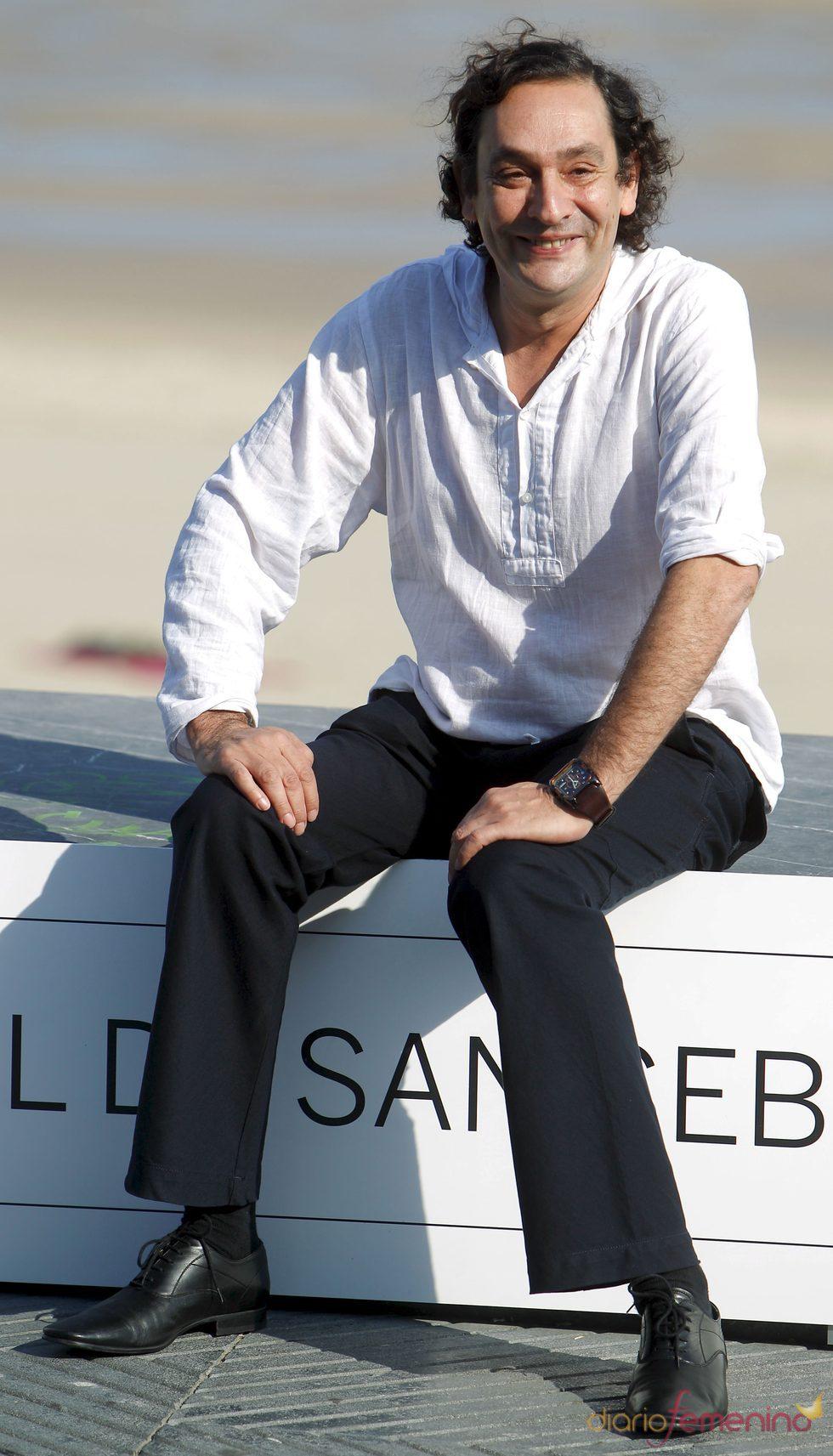 Agustí Villaronga, director de 'Pan negro'