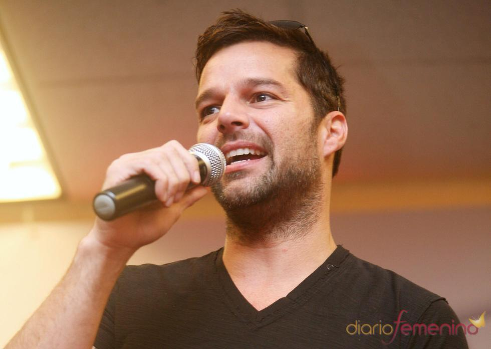 Ricky Martin se plantea adoptar