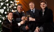 El Real Madrid te desea felices fiestas