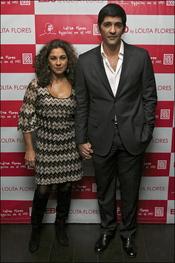 Lolita Flores y Pablo Durán se han casado