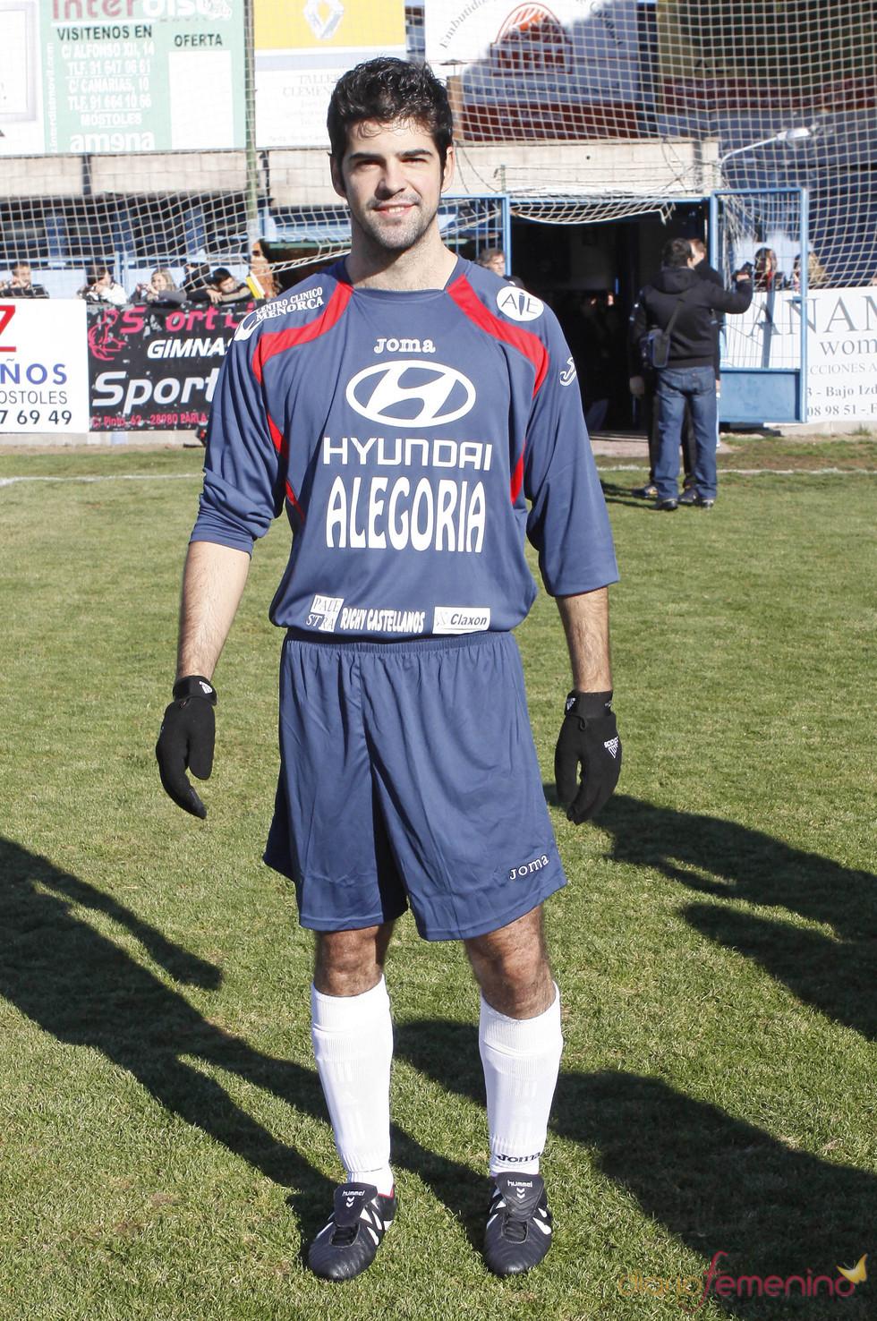 Miguel Angel Munoz Contra La Fibrosis Quistica