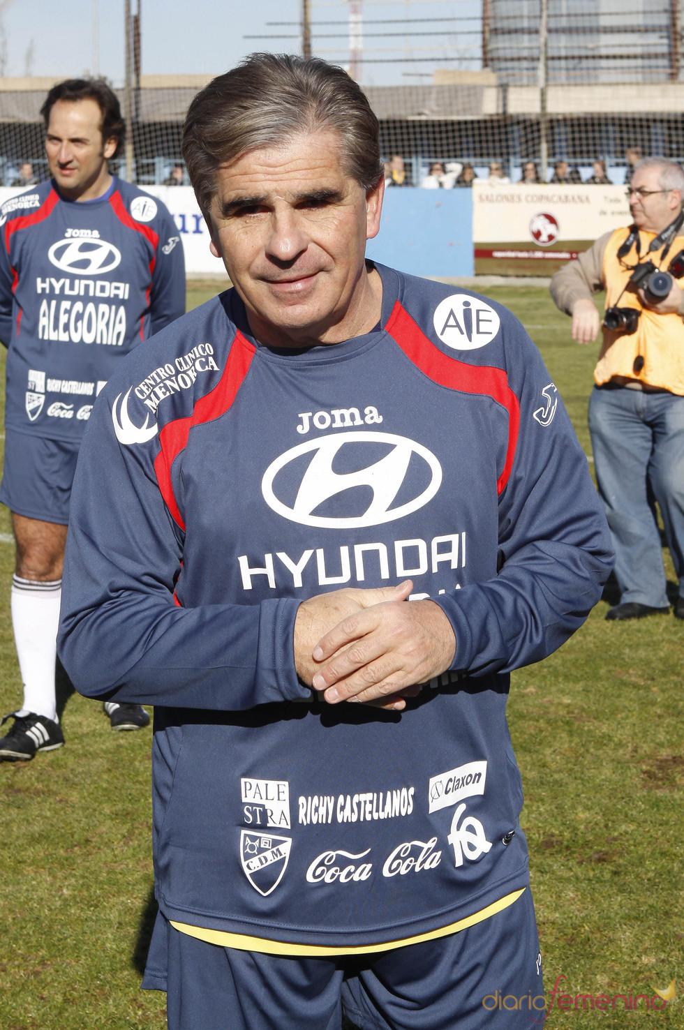 Pedro Ruiz contra la Fibrosis Quística