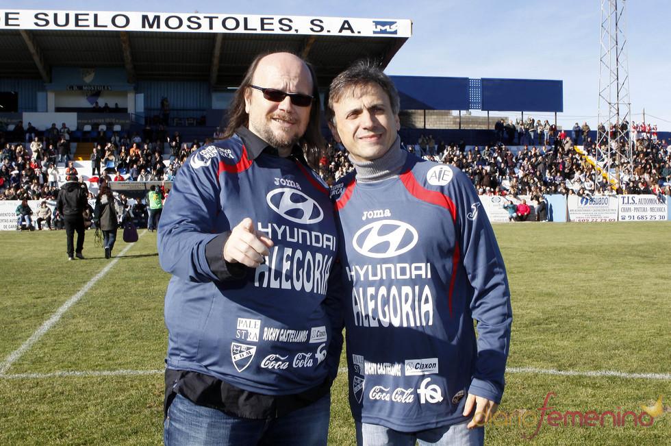José Mota y Santiago Segura contra la Fibrosis Quística