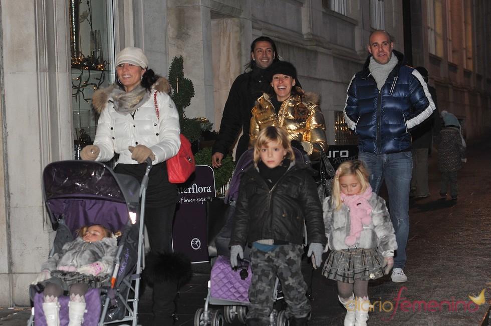 Pepe Reina pasa la Navidad 2010 en Liverpool