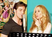 Marta Sánchez y David Bustamante cantan juntos en 'Enredados'