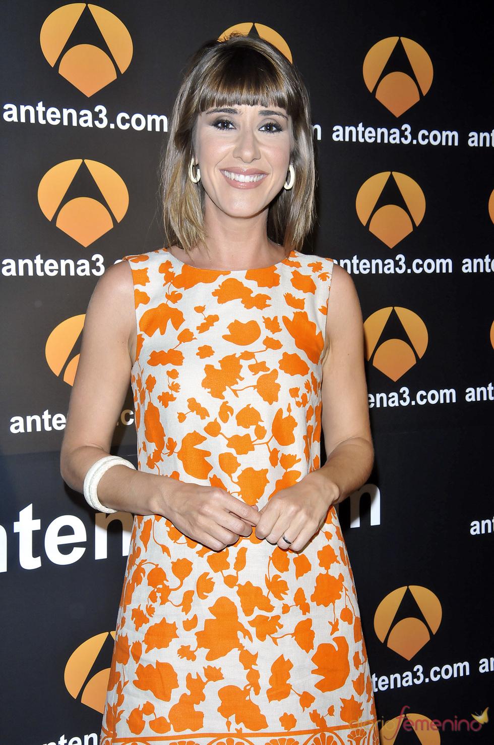 Sandra Daviú comparte las uvas con nosotros en Antena 3