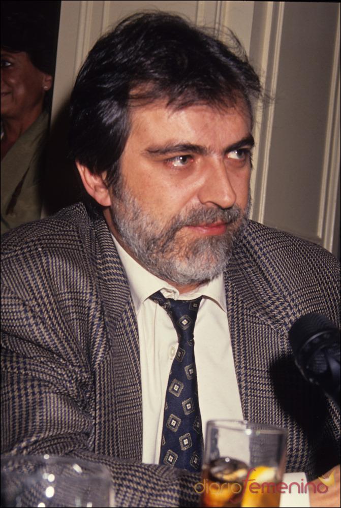 Luis Mariñas en los 90