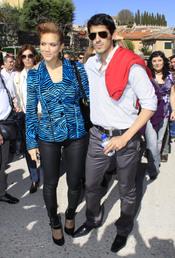 Beatriz Trapote y Víctor Janeiro pasan las navidades separados