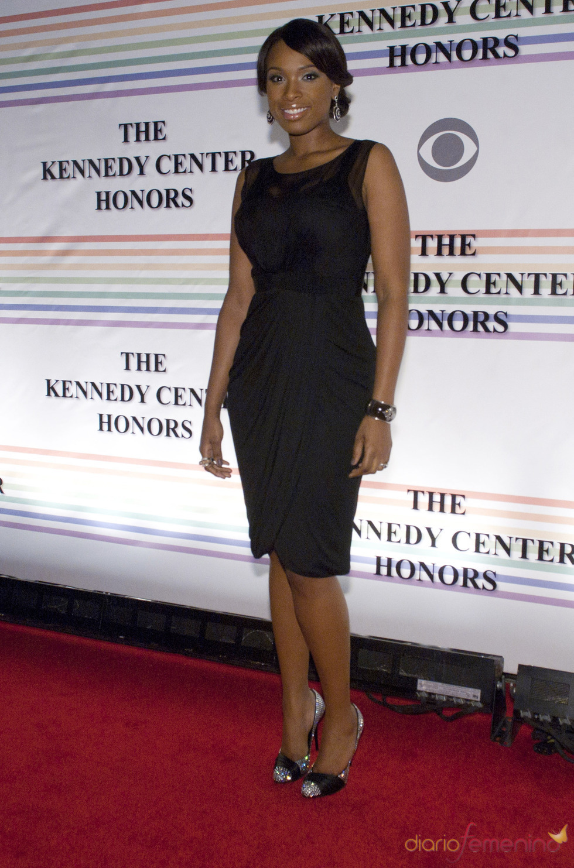 Jennifer Hudson en un acto celebrado en Washington a principios de diciembre