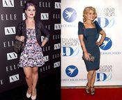 El antes y el después de Kelly Osbourne en 2010