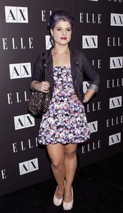 Kelly Osbourne asiste a una fiesta en Los Ángeles en mayo de 2010