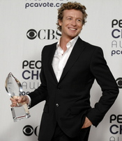 Simon Baker, un actor premiado