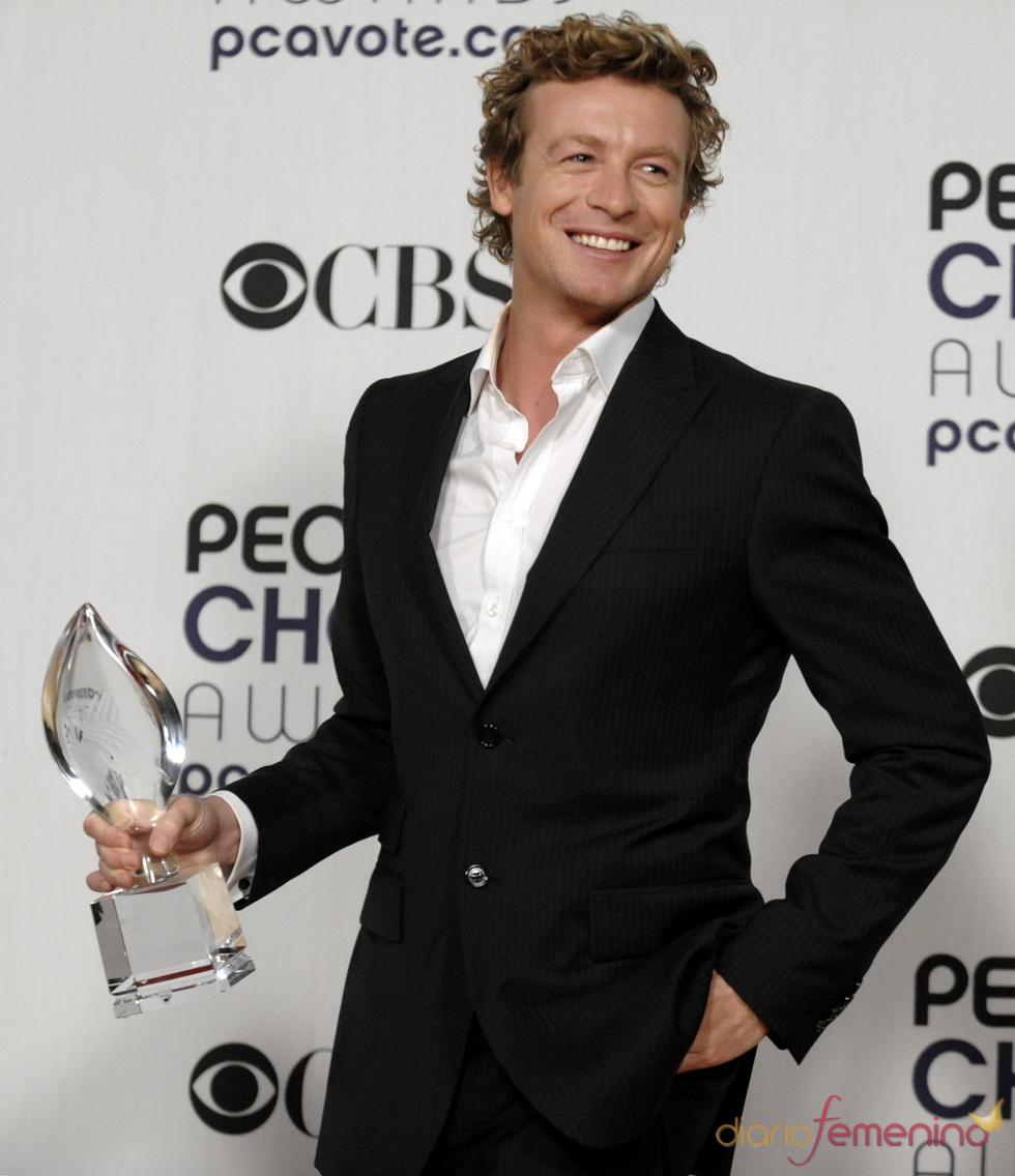 Simon Baker, un actor premiado