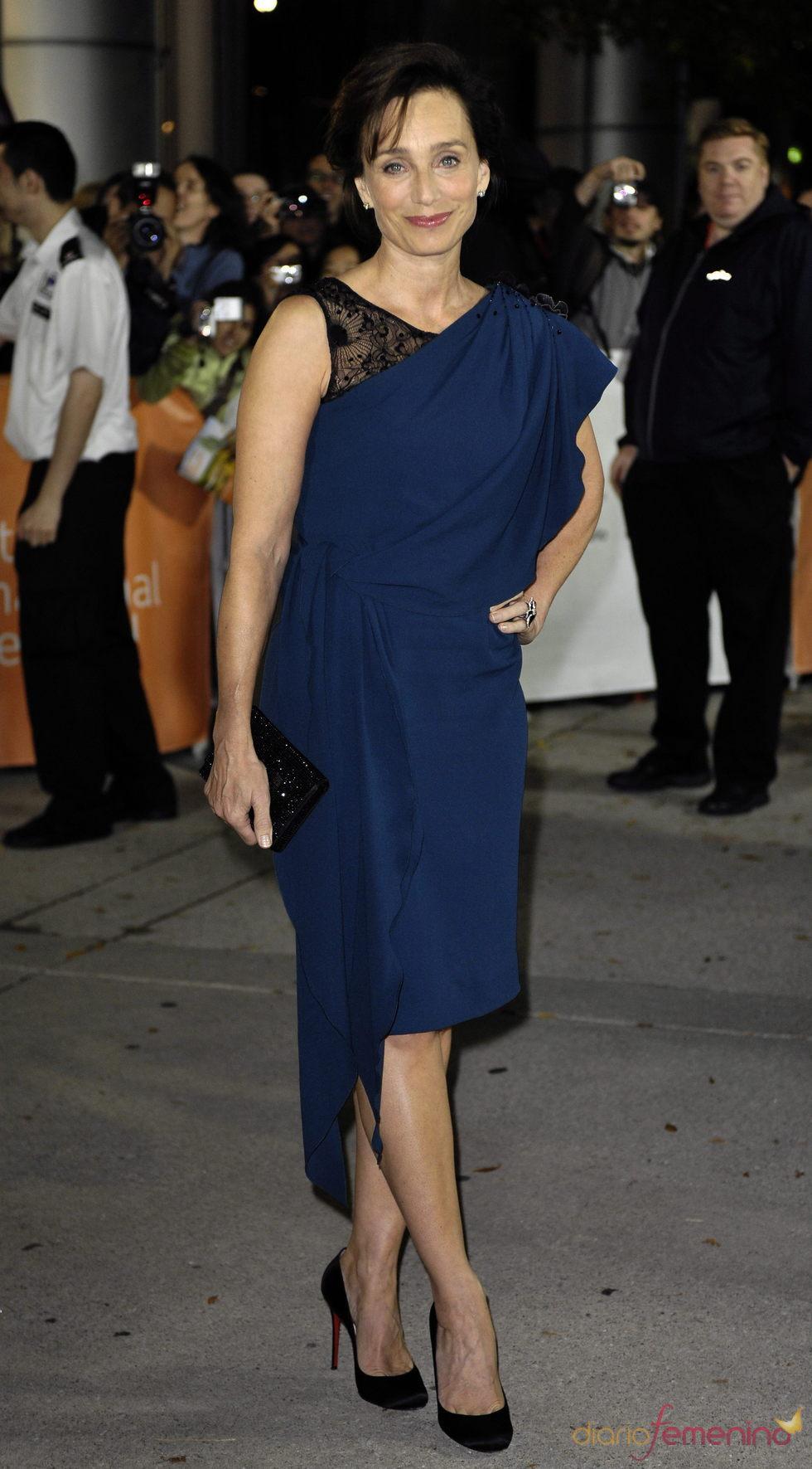 Kristin Scott Thomas protagoniza 'La llave de Sarah'