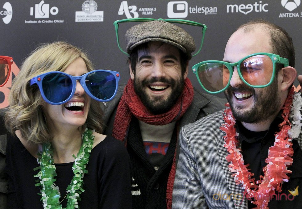 Presentación de 'No Controles' en Madrid