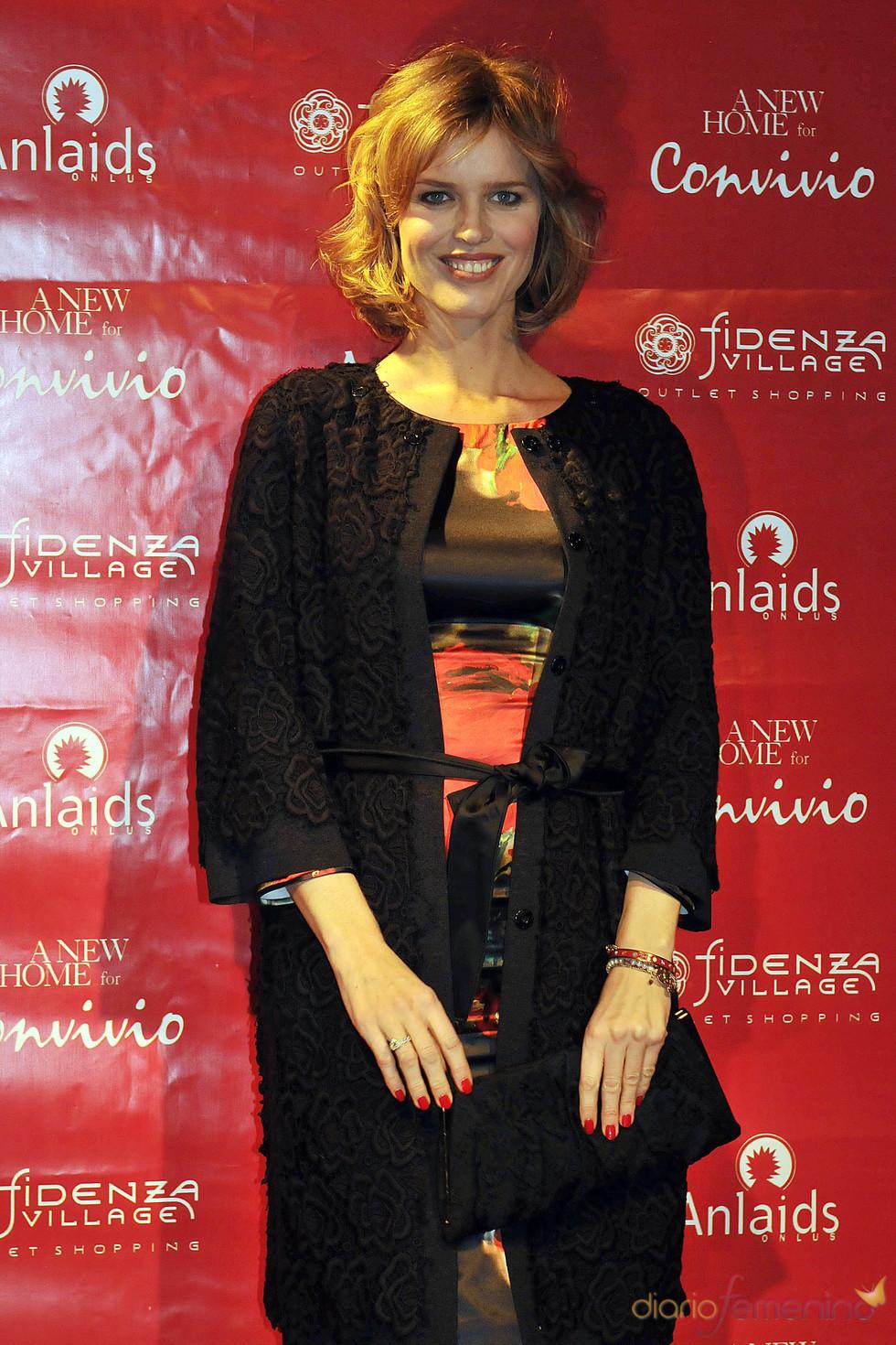 Eva Herzigová será madre por segunda vez