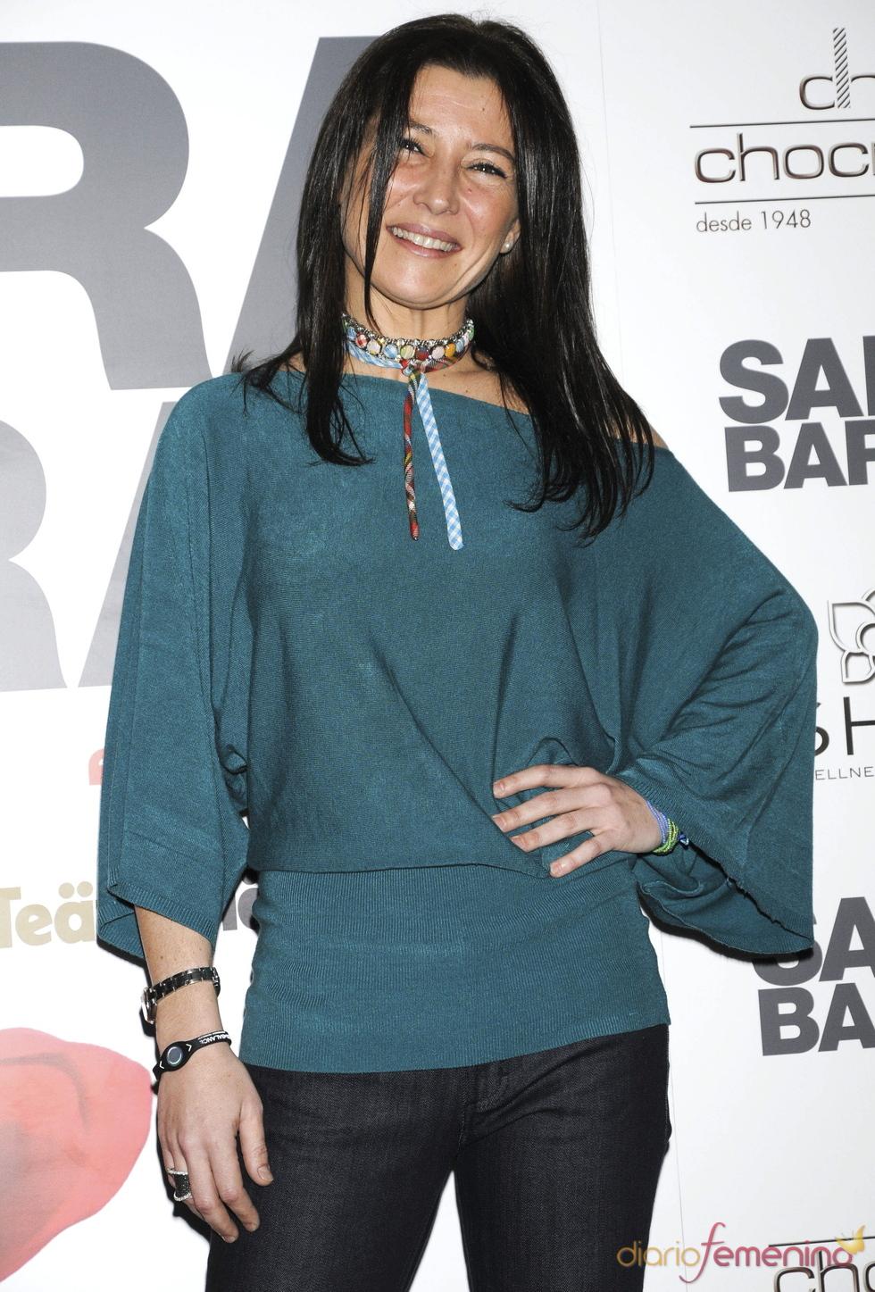 Sara Baras será mamá en 2011