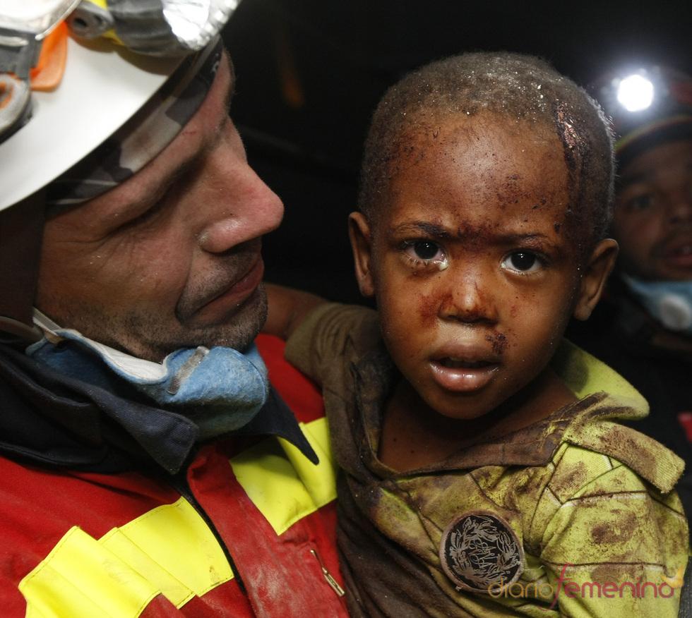 Queda vida en Haití