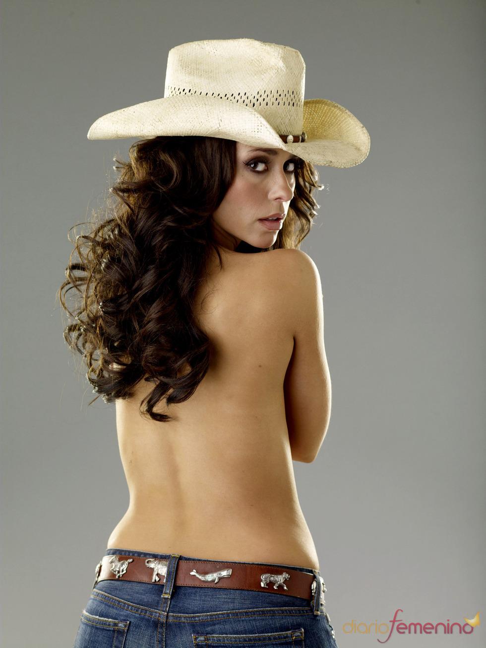Jennifer Love Hewitt, sensual en la promoción de la película 'The client list'