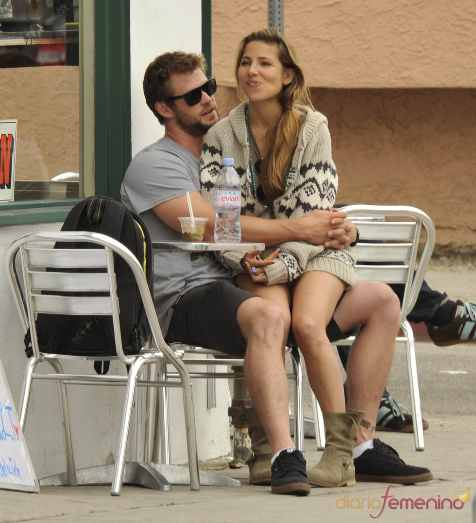 Elsa Pataky y Chris Hemsworth disfrutan de su amor