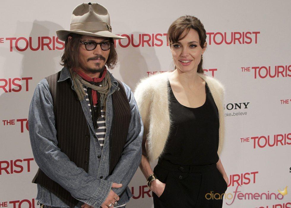 'The Tourist', presentación en Madrid