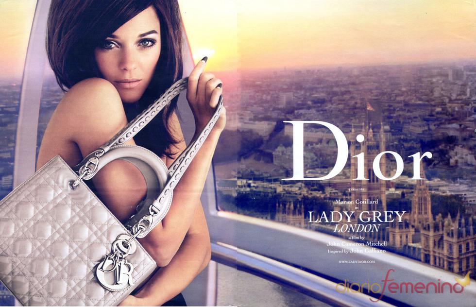 Marion Cotillard, imagen de Dior