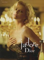 Charlize Theron, imagen de J'adore Dior