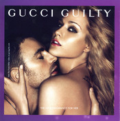 Evan Rachel Wood y Chris Evans, imagen del perfume Gucci Guilty