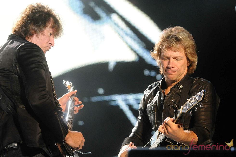 Bon Jovi, el grupo que más ha recaudado en el 2010