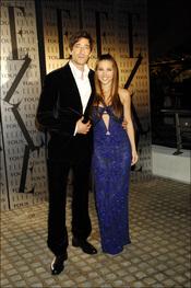 Adrien Brody y Elsa Pataky