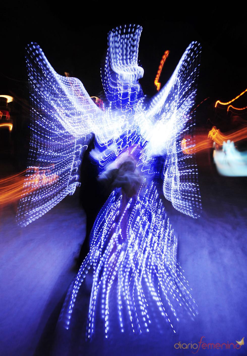 Decoración de Navidad en Bucarest