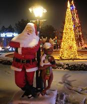 Navidad 2010 en Bucarest