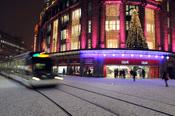 Navidad en las calles de Estrasburgo