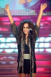 Rosario Flores en la Gala 'El disco del Año'
