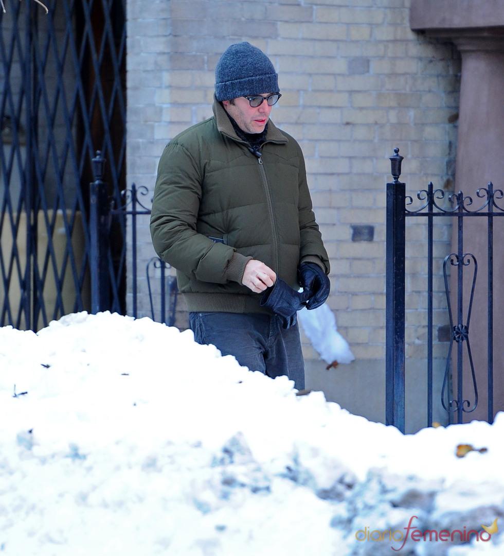 Matthew Broderick, testigo de la gran nevada en Nueva York
