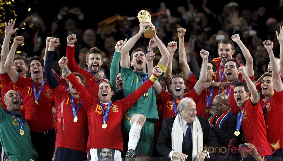 La final de España en el Mundial, lo más visto del año