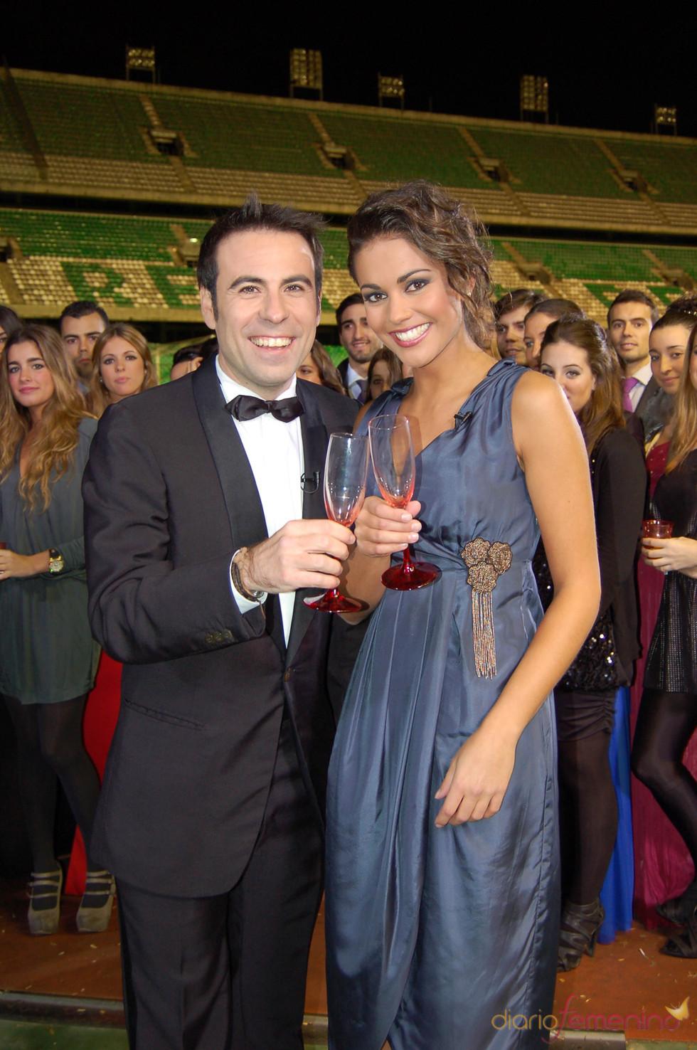 Lara Álvarez y Felipe del Campo darán las uvas en Marca Tv