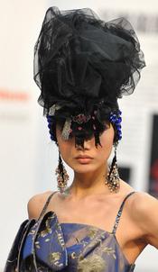 Derroche de glamour en la 'Taipei International Flora Expo'