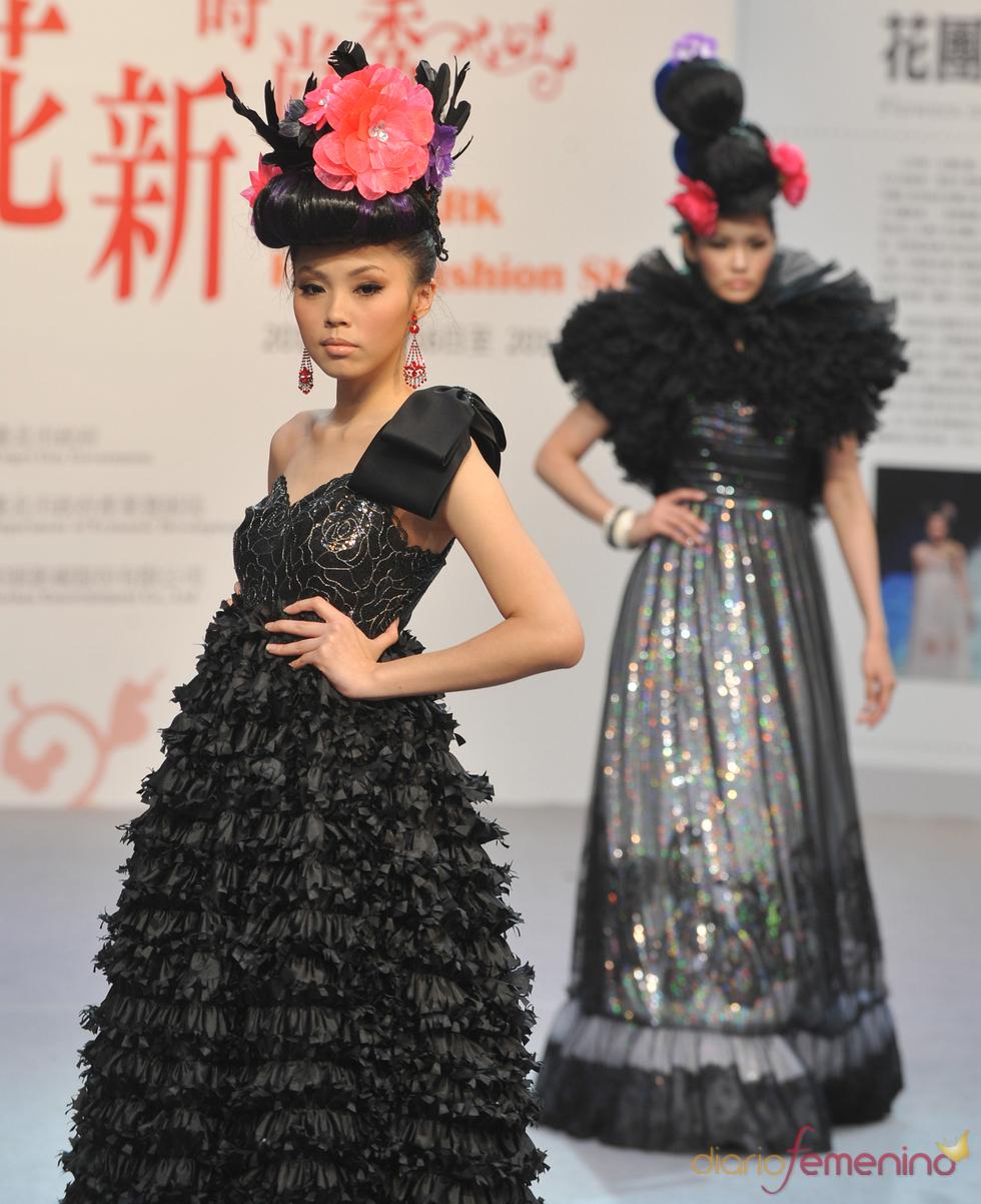 La originalidad de la Alta Costura China