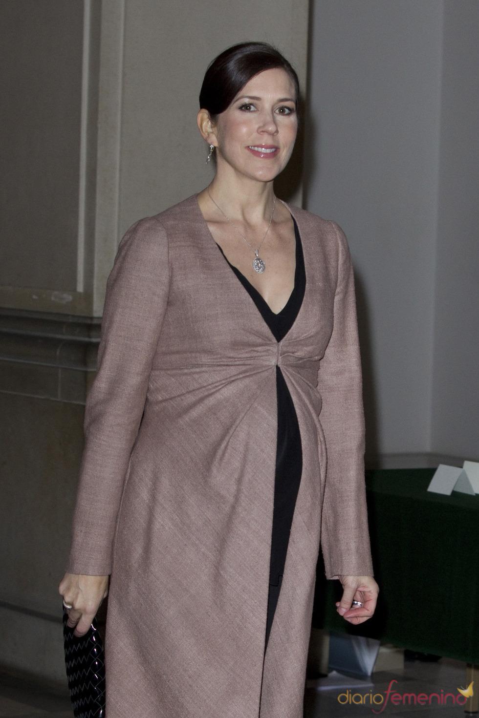 Mary Donaldson será mamá por partida doble en 2011