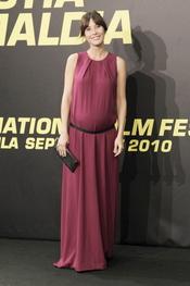 Bárbara Goenaga será mamá en 2011