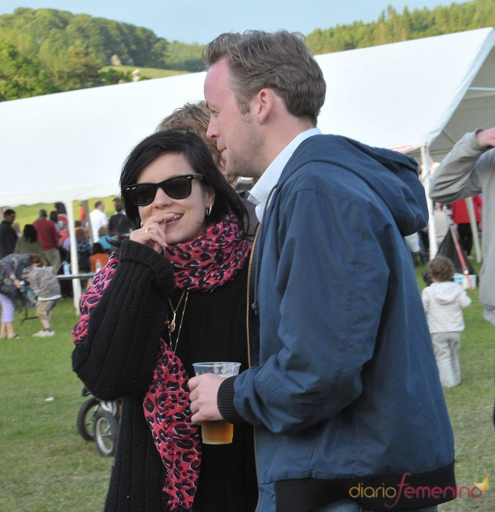 Lily Allen y Sam Cooper se casan en 2011