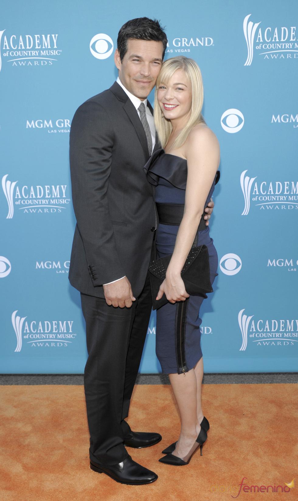 Leann Rimes y Eddie Cibrian se casan en 2011