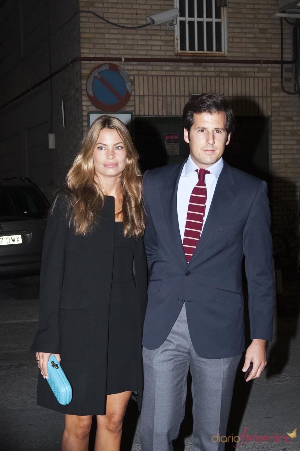 Carla Goyanes y Jorge Benguria se casan en 2011