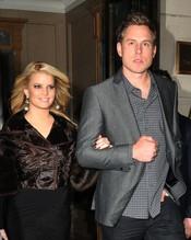 Jessica Simpson y Eric Johnson se casan en 2011