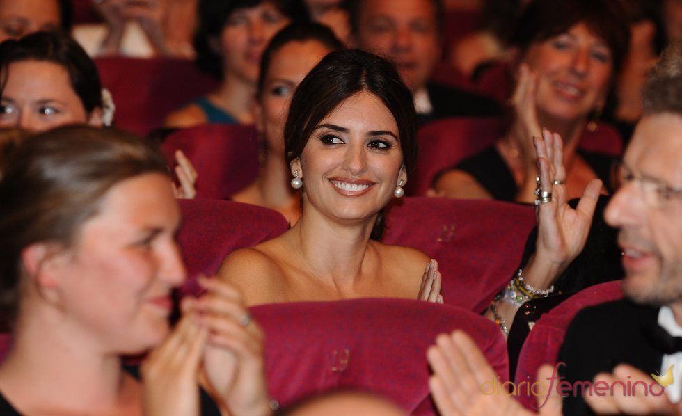 Javier Bardem declara su amor a Penélope en el Festival de Cannes