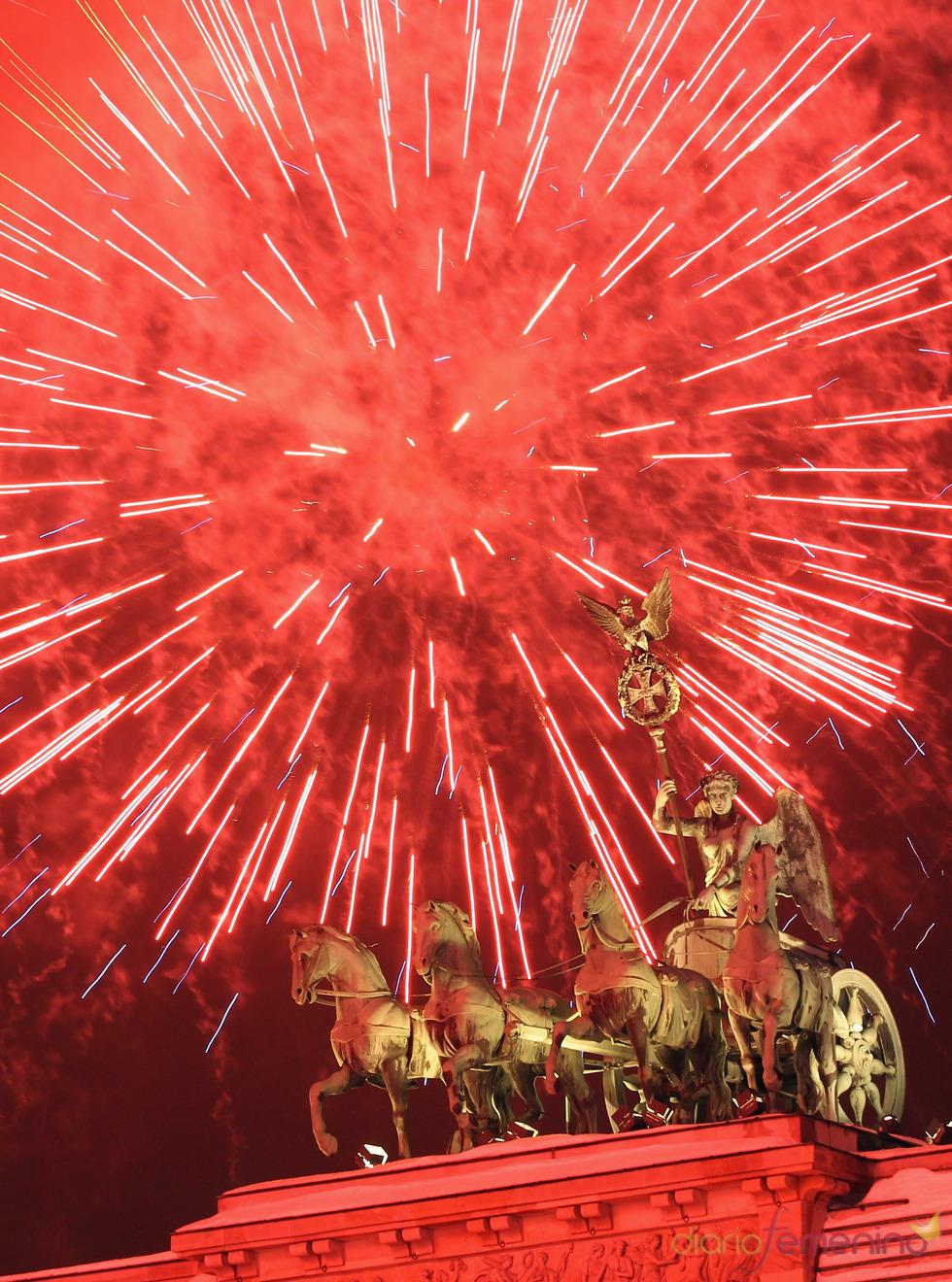 Feliz Año 2011 en Berlín