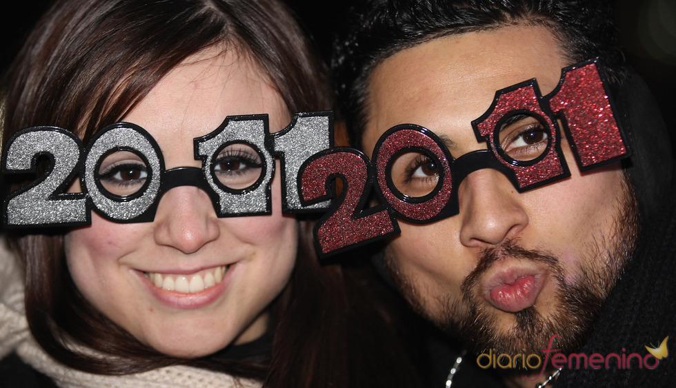 Feliz Año 2011 en Escocia
